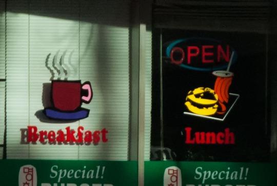 Breaksfast Lunch